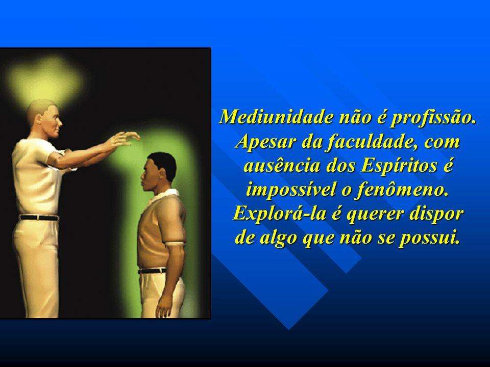Dois objetivos esses dons: 1º Aliviar os que sofrem; 2º Ajudar a propagação da fé.
