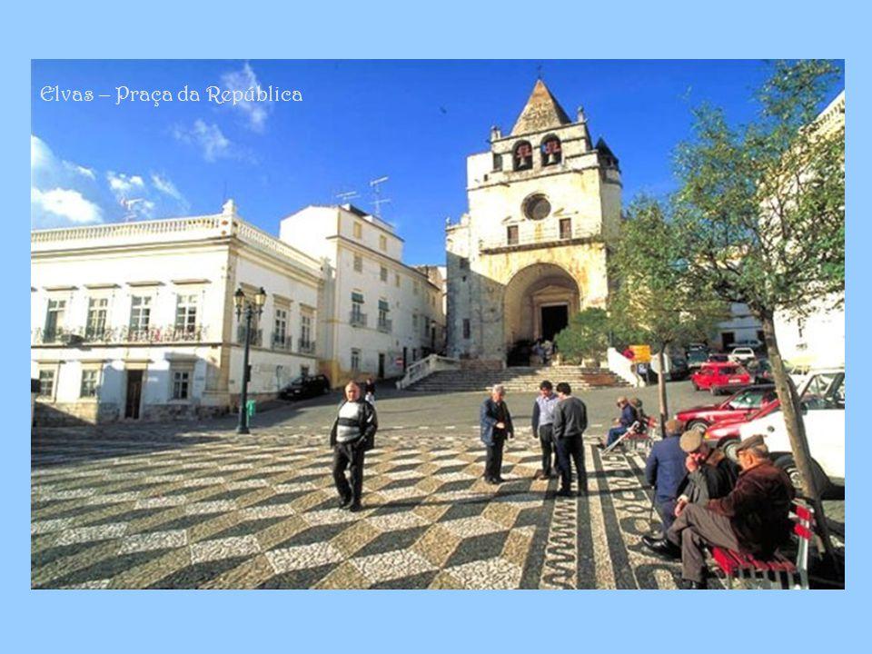 Elvas – Praça da República