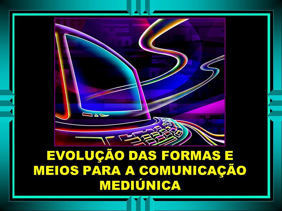 Os Espíritos podem comunicar-se espontaneamente, ou acudir ao nosso chamado, isto é, vir por evocação.