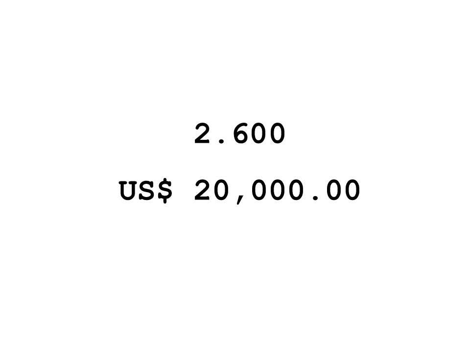 US$ 20,000.00
