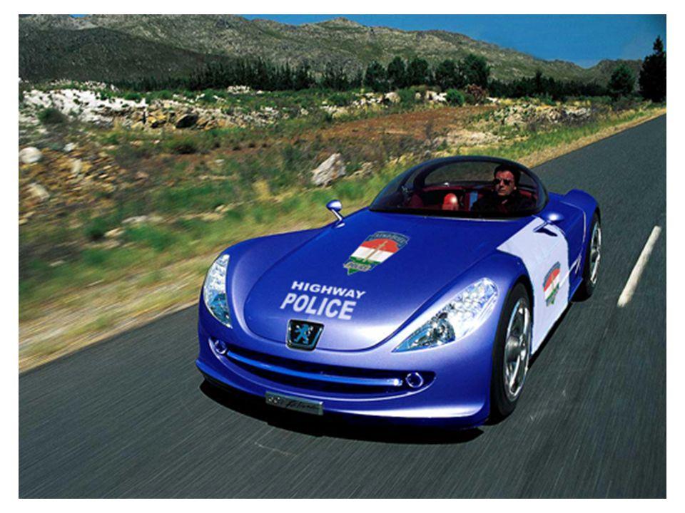 França (Peugeot - 0-100 em 6 segundos - 250Km/h)
