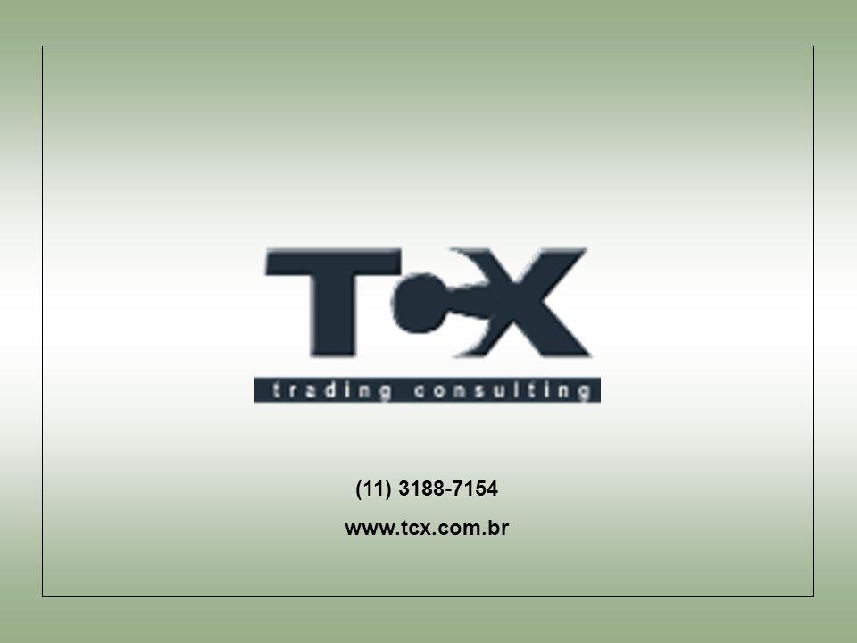 TCX – TRADING CONSULTING QUEM SOMOS A TCX - Trading Consulting é uma empresa especializada em análises de ativos do mercado financeiro nacional e internacional negociados em bolsas de valores, mercados de derivativos e mercados de balcão.