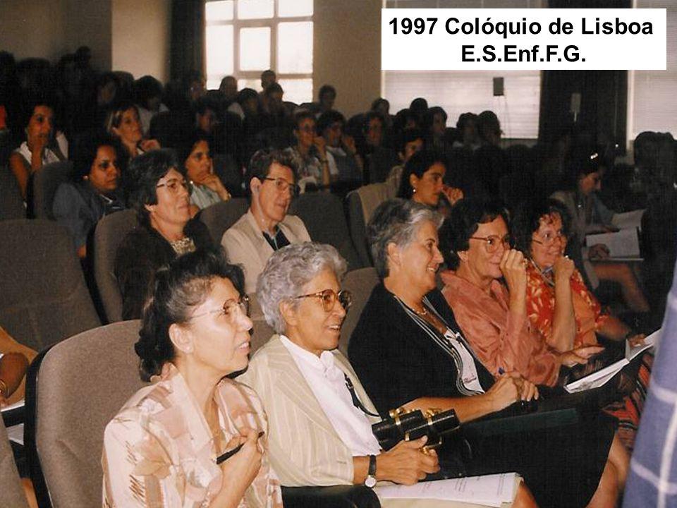 26 1997 Colóquio de Lisboa E.S.Enf.F.G.