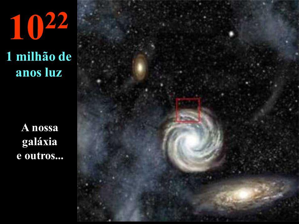 Chegamos aos confins da Via Láctea 10 21 100.000 anos luz