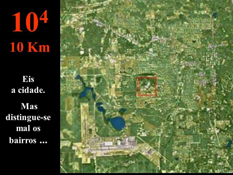 Altera-se por os quilómetros ! Aqui pode-se saltar em pára-quedas ! 10 3 1 Km