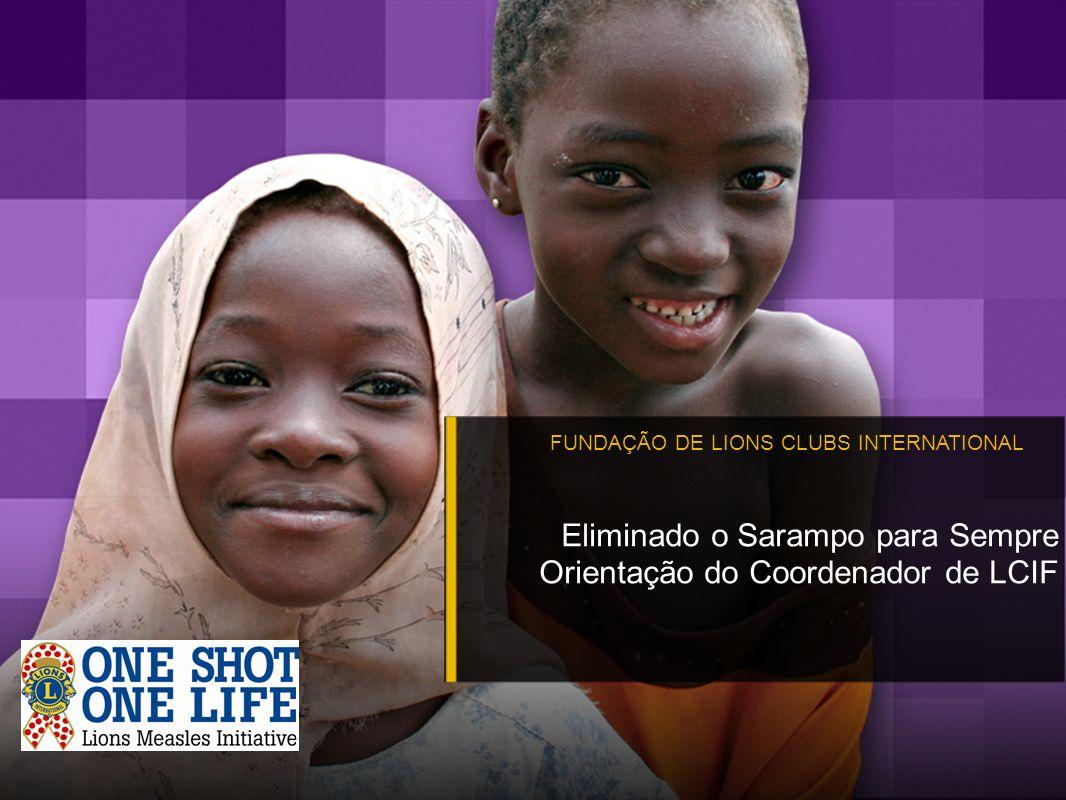 Por que precisamos permanecer vigilantes na luta contra o sarampo.