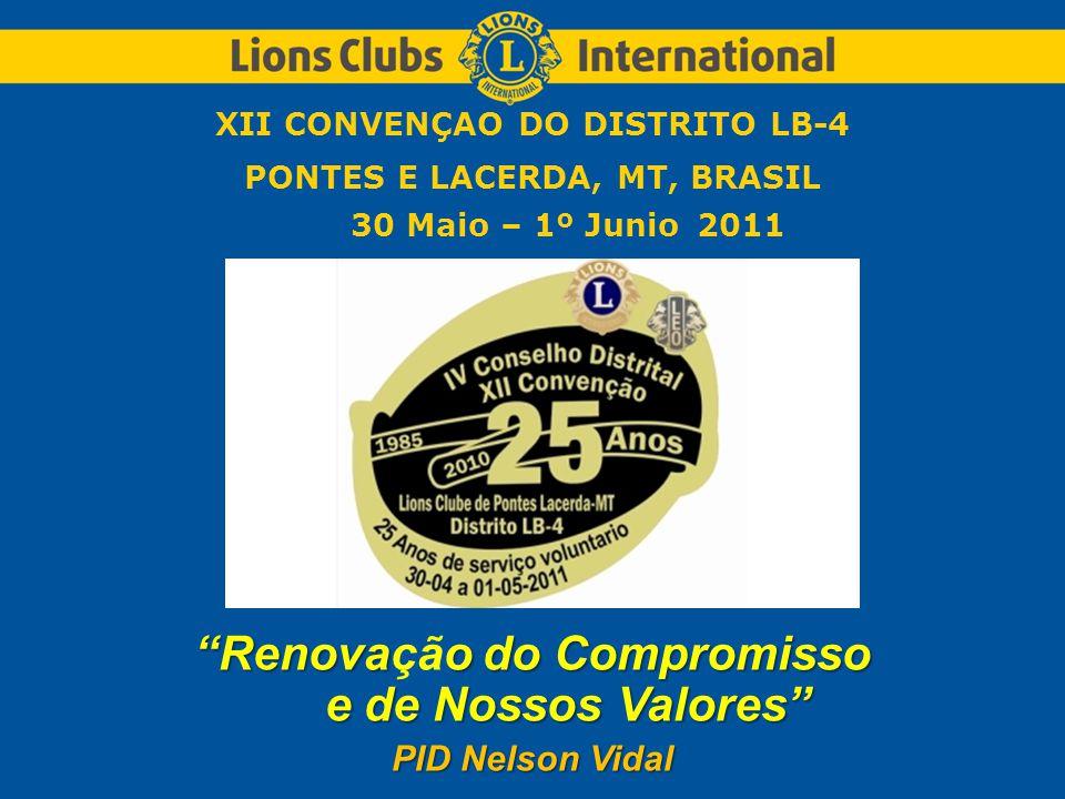 LIONS CLUBS INTERNATIONALTITLE OF PRESENTATION 21 5 – LCIF Primeira ONG do Mundo
