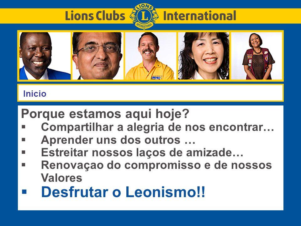 LIONS CLUBS INTERNATIONALTITLE OF PRESENTATION 13 3 - Importância do Programa Internacional  O lema do IP Sid Scruggs: Farol da Esperança  Deve merecer a atenção de todos os Leões…  Para juntos colocar nossa Visão em Ação.