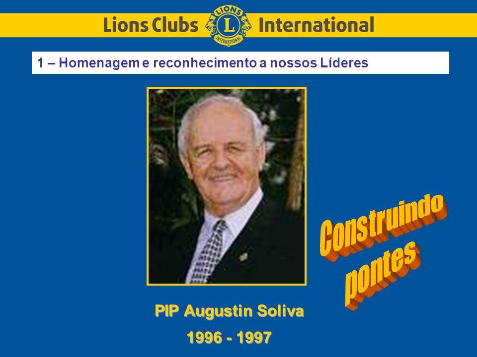 PIP Augustin Soliva 1996 - 1997