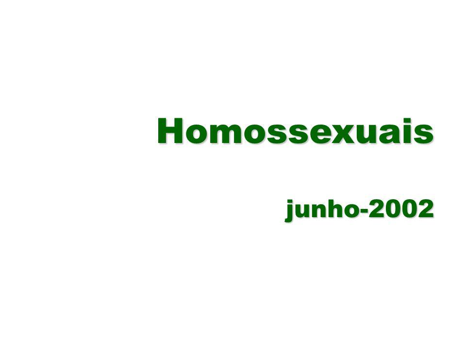 Homossexuais junho-2002