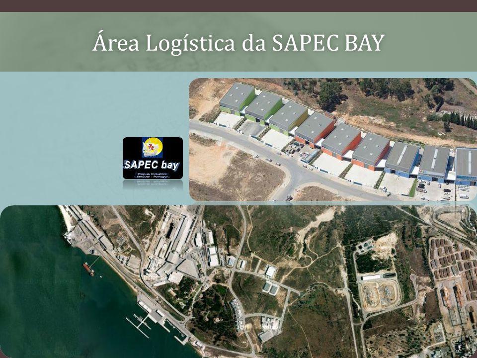 Área Logística da SAPEC BAYÁrea Logística da SAPEC BAY