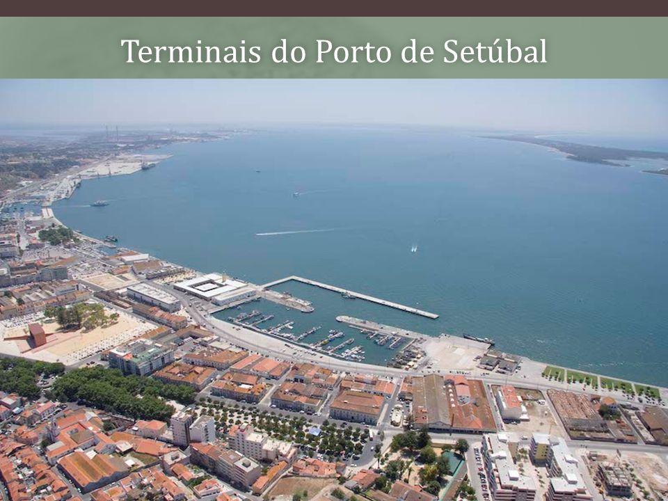 Terminais do Porto de SetúbalTerminais do Porto de Setúbal