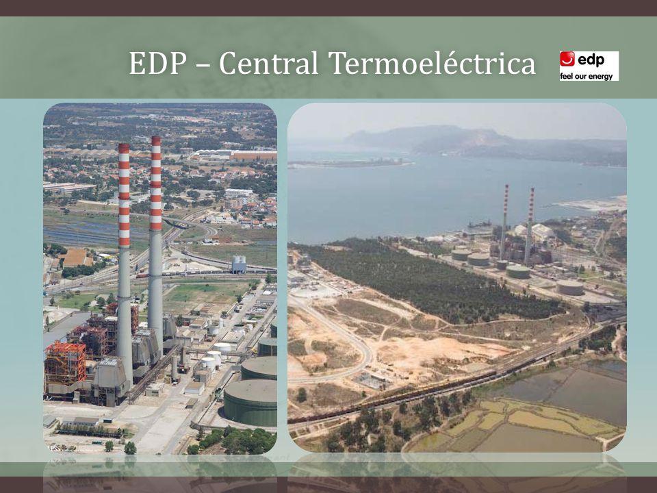 EDP – Central Termoeléctrica EDP – Central Termoeléctrica