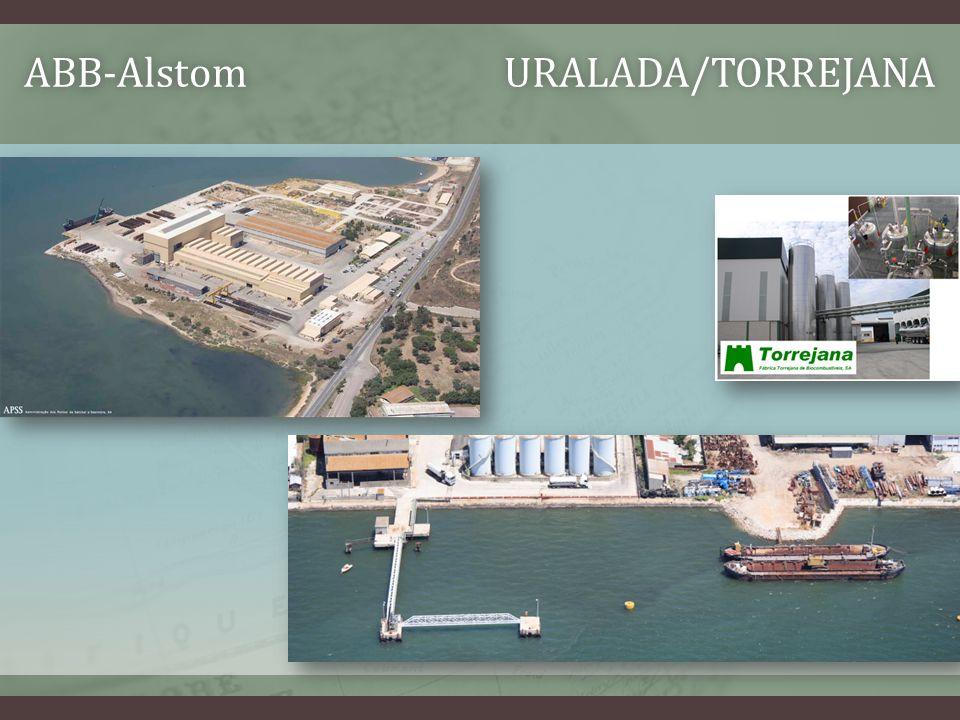 ABB-Alstom URALADA/TORREJANAABB-Alstom URALADA/TORREJANA