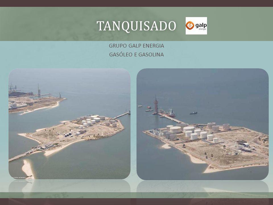 TANQUISADO GRUPO GALP ENERGIA GASÓLEO E GASOLINA