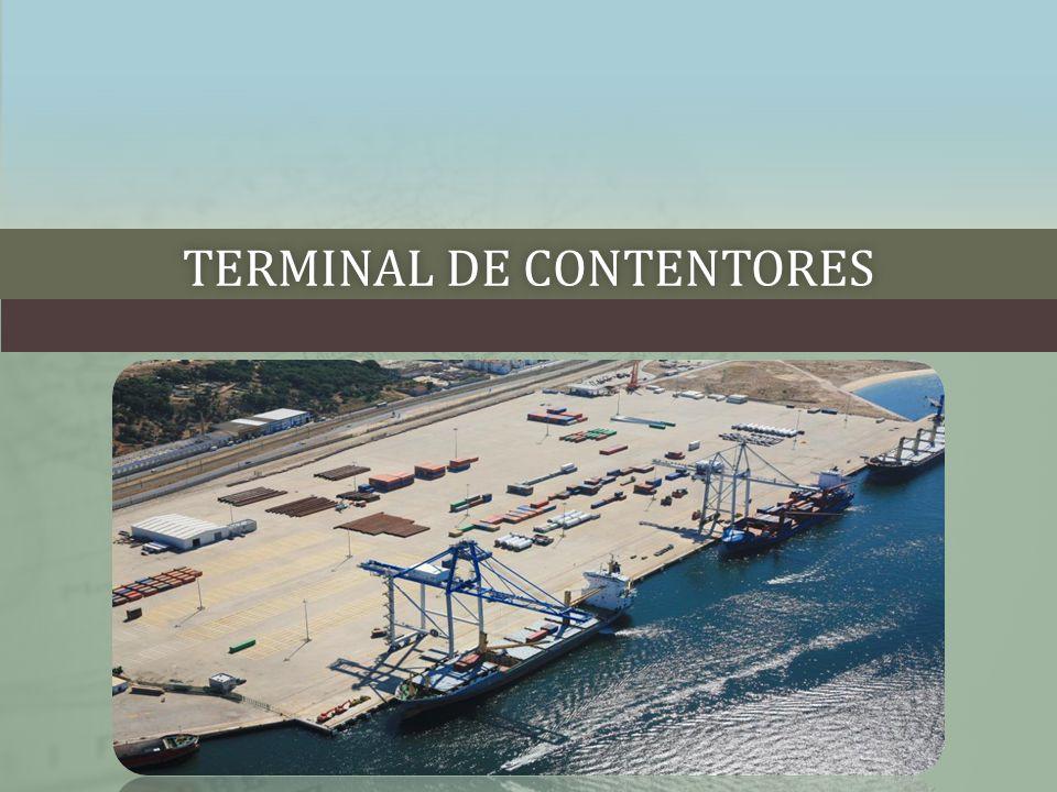 TERMINAL DE CONTENTORESTERMINAL DE CONTENTORES