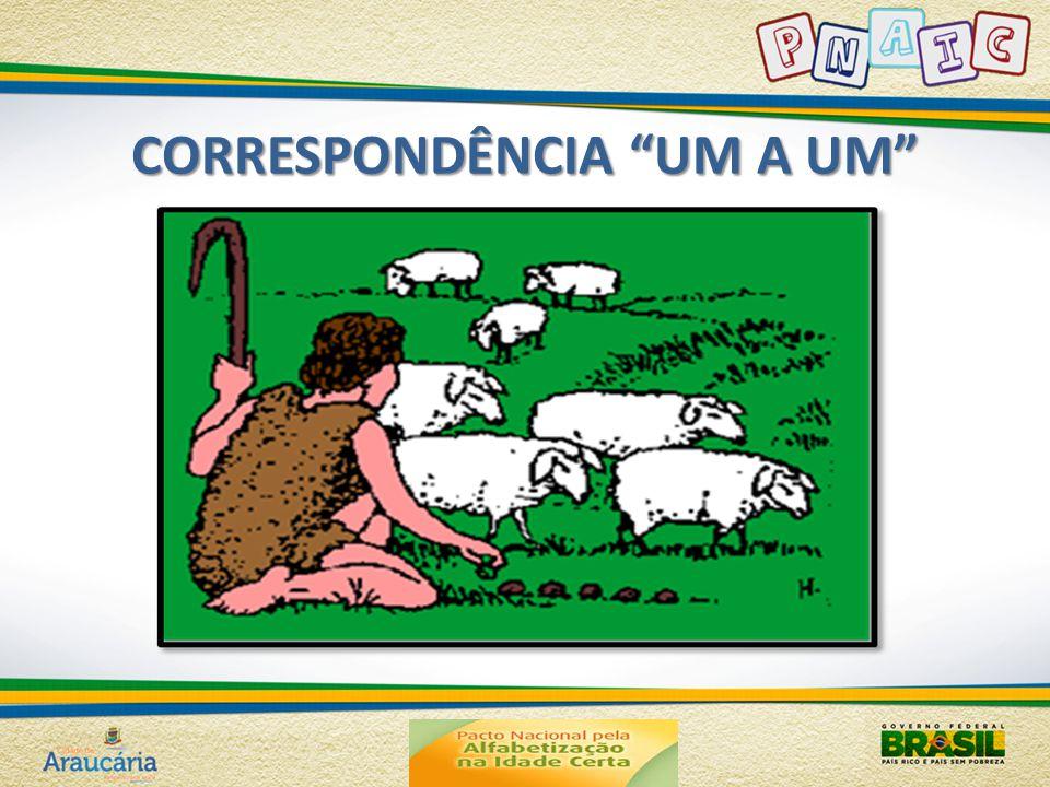 """CORRESPONDÊNCIA """"UM A UM"""""""