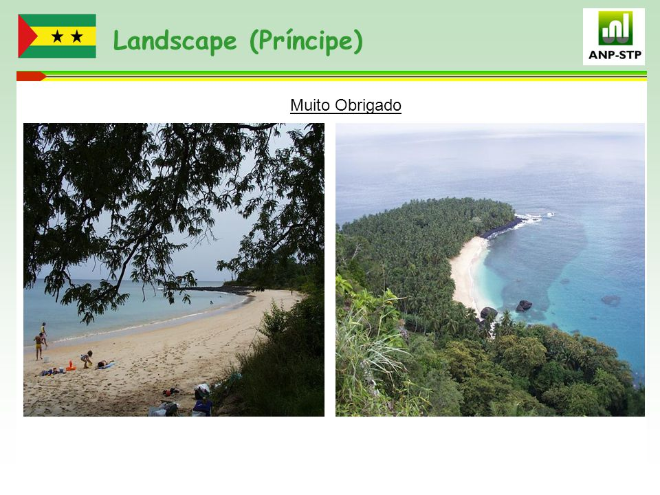 Landscape (Príncipe) Muito Obrigado