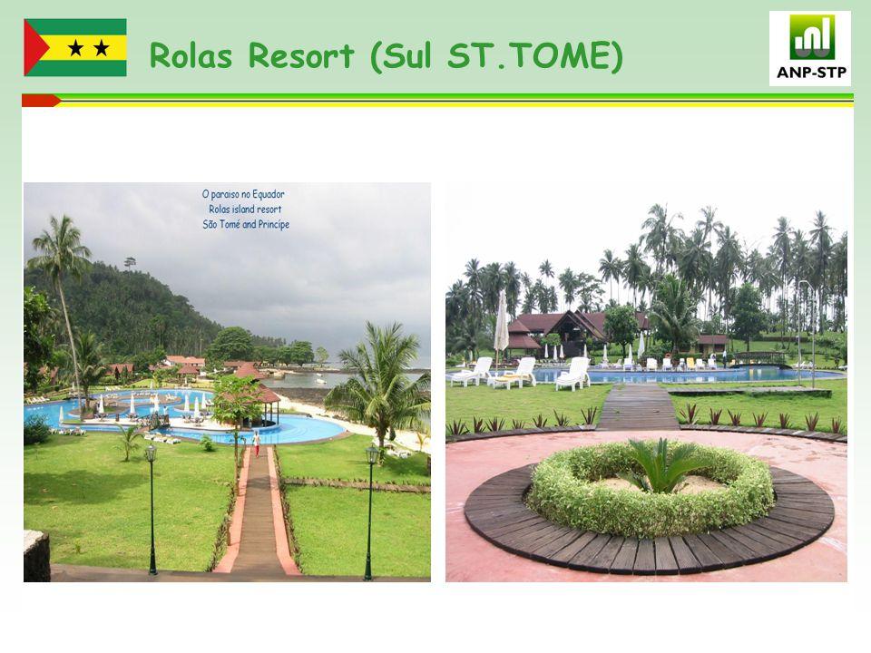 Rolas Resort (Sul ST.TOME)