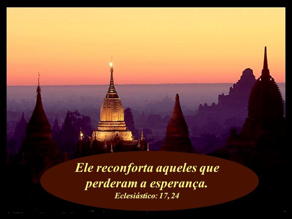 Nada é impossível a Deus. Lucas: 1, 37