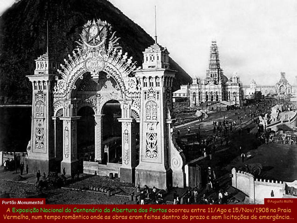 A Exposição do Centenário da Abertura dos Portos By Ney Deluiz Música: Flor Amorosa (início do século XX - considerado o 1º Choro) Autor: Joaquim Call