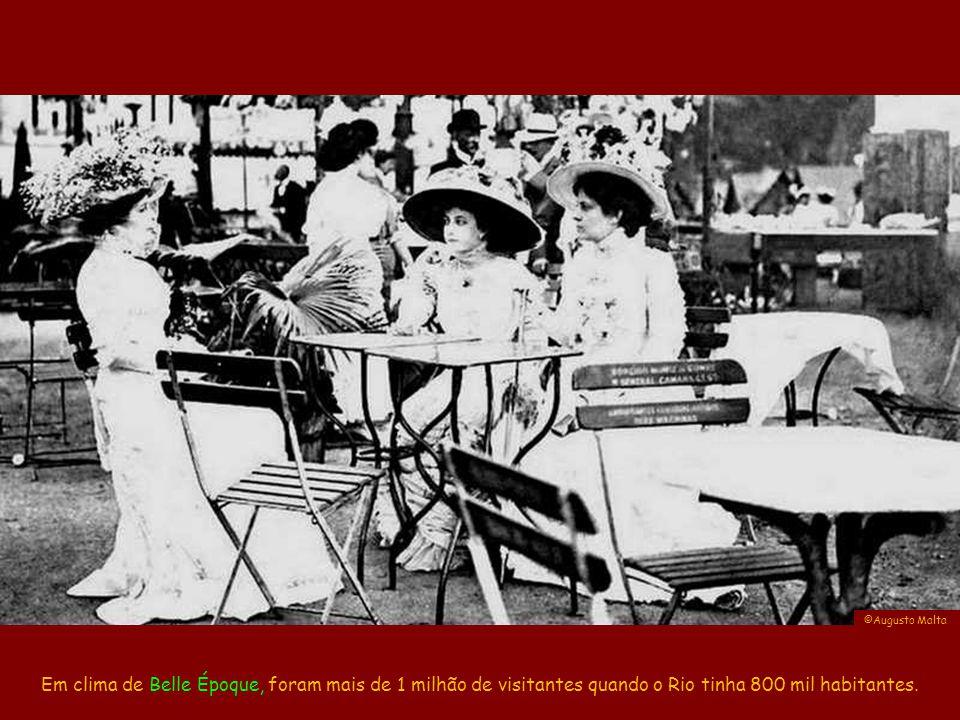 O Brasil dava muita importância às Exposições de Negócios, tendo participado das Exposições de 1862 em Londres, 1867 em Paris, 1873 em Viena, 1876 na