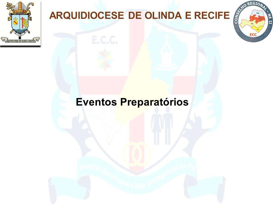 Eventos Preparatórios