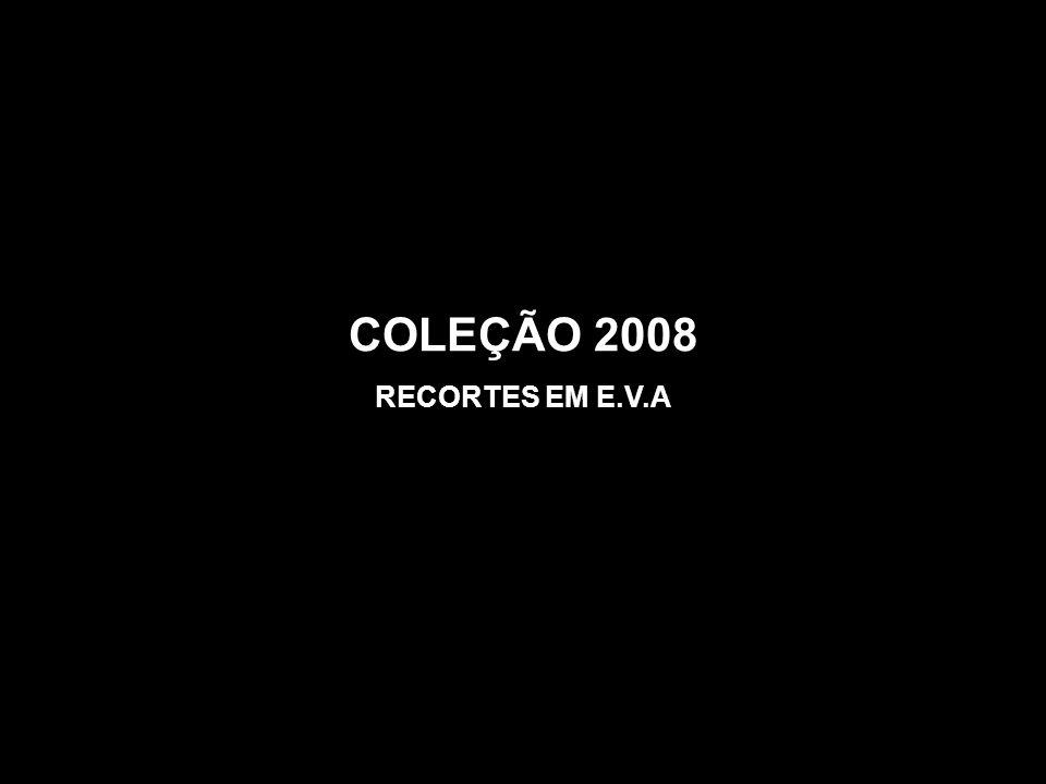 COLEÇÃO 2008 RECORTES EM E.V.A