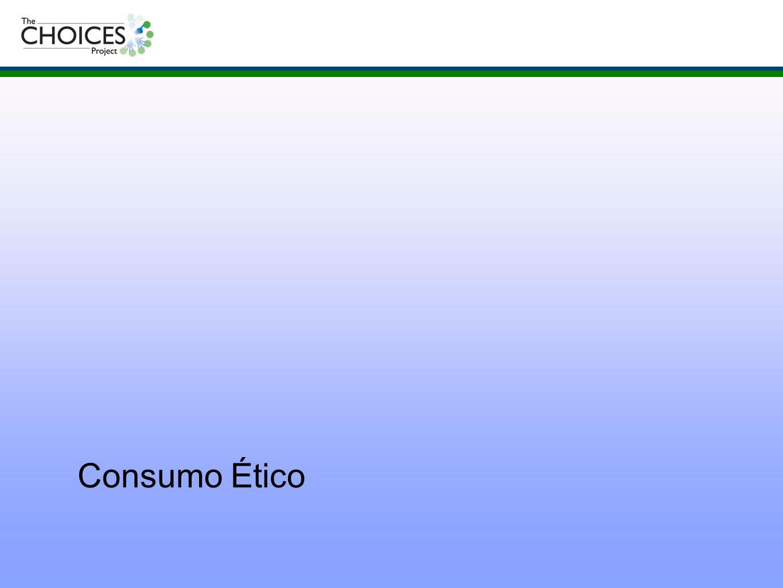 Consumo Ético