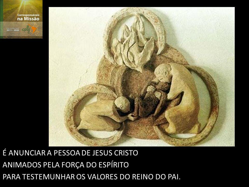 A MISSÃO DA COMPANHIA DE JESUS…