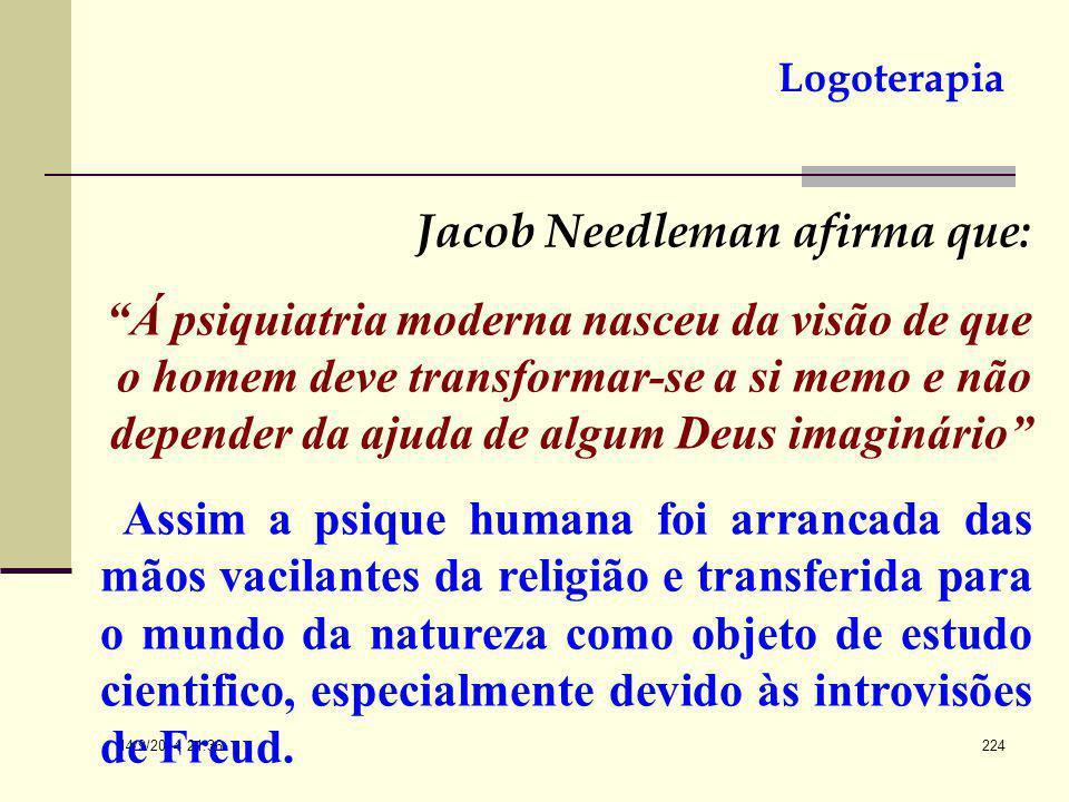 14/9/2014 21:38 223 Fazendo um restrospecto histórico pode se observar a crescente independitização da ciência e da religião, surgindo várias interpre