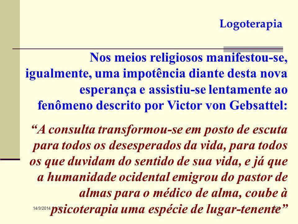 14/9/2014 21:38 225 Iniciou-se a era da psicologia, em que os cérebros estavam fascinados pela fé na nova ciencia. A convicção de que o único caminho