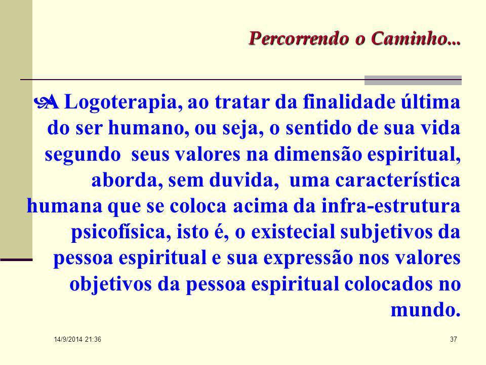 14/9/2014 21:38 36 PERCORRENDO O CAMINHO: O nosso caminho de aprendizagem partirá de Sigmund Freud – o construtor das teorias psicanalíticas clássicas