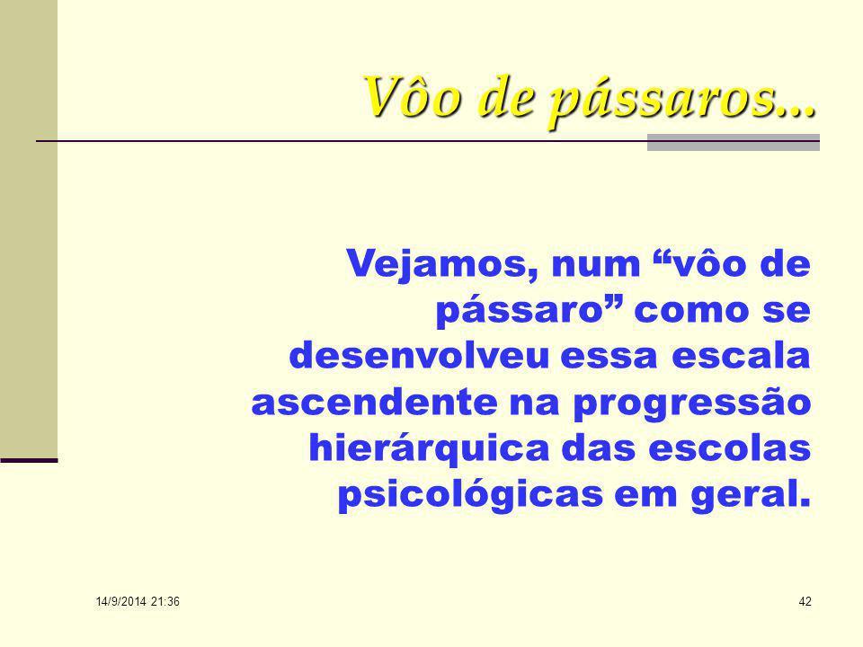 14/9/2014 21:38 41 Somente após uma completa elucidação da problemática na área psicofísica e social, é que poderemos, com tranqüilidade, nos aproxima
