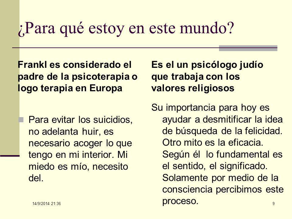 14/9/2014 21:38 129 3.A Psicopatologia da nossa época.