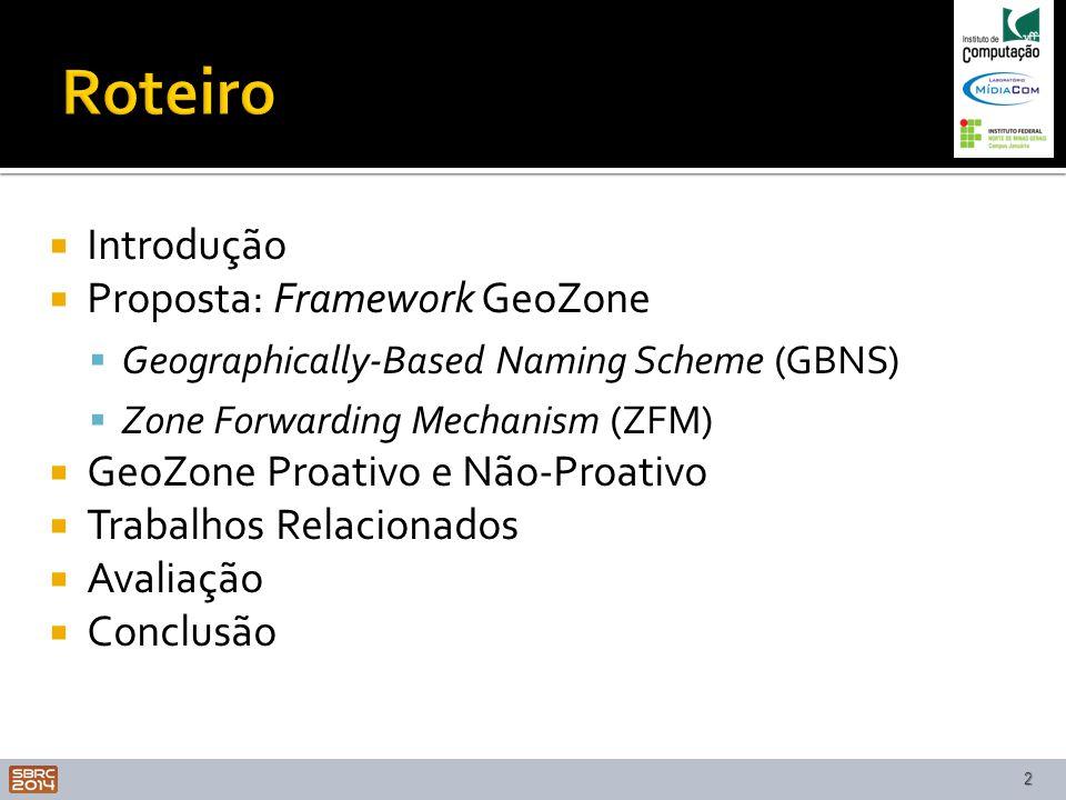  GeoZone reduz a sobrecarga de pacotes de interesse em até 58%, sem comprometer métricas de desempenho.