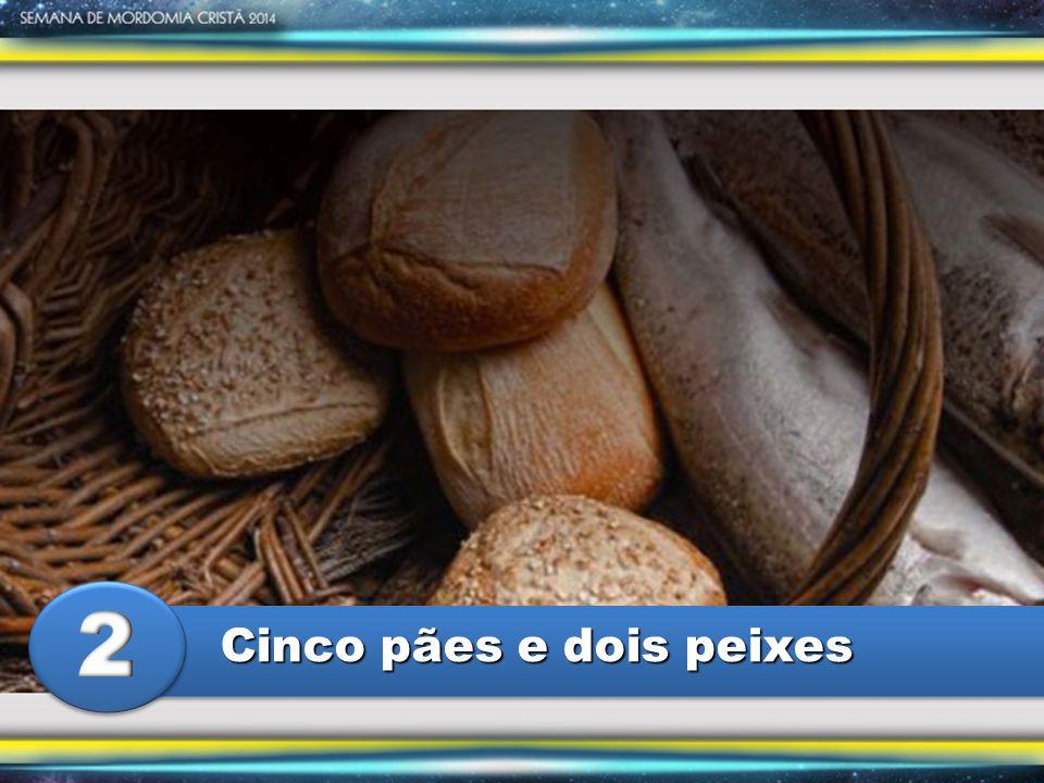 Cinco pães e dois peixes