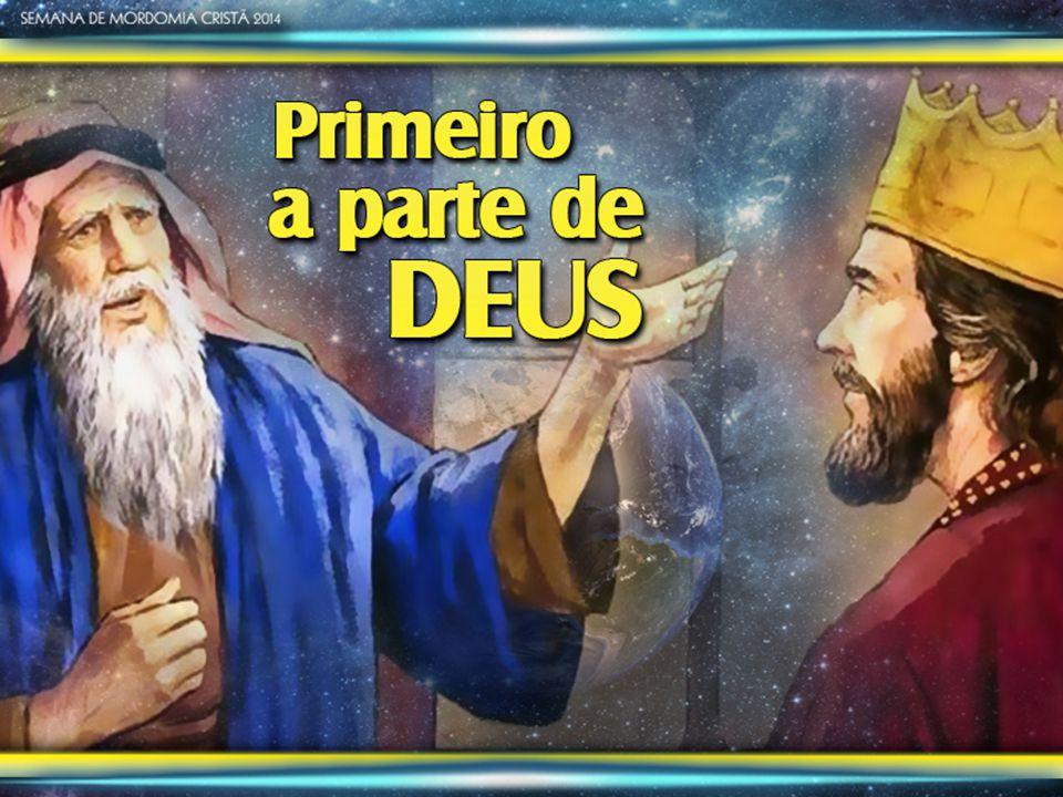 1 Reis 17:8-14 Então, lhe veio a palavra do SENHOR, dizendo: Dispõe-te, e vai a Sarepta, que pertence a Sidom, e demora-te ali, onde ordenei a uma mulher viúva que te dê comida.