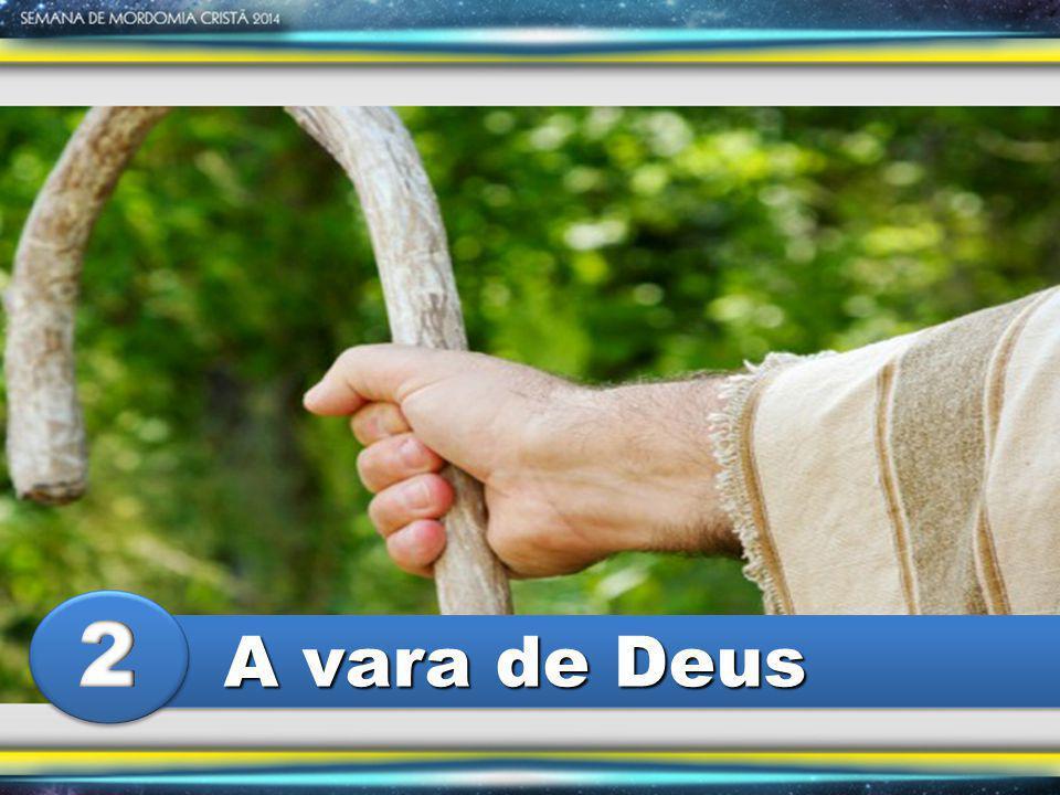 A vara de Deus
