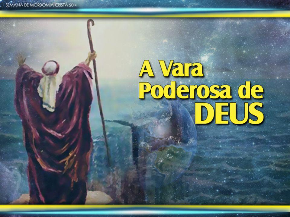 Êxodo 4:1-2 Respondeu Moisés: Mas eis que não crerão, nem acudirão à minha voz, pois dirão: O SENHOR não te apareceu.