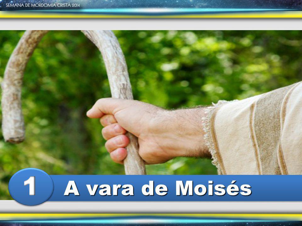 A vara de Moisés