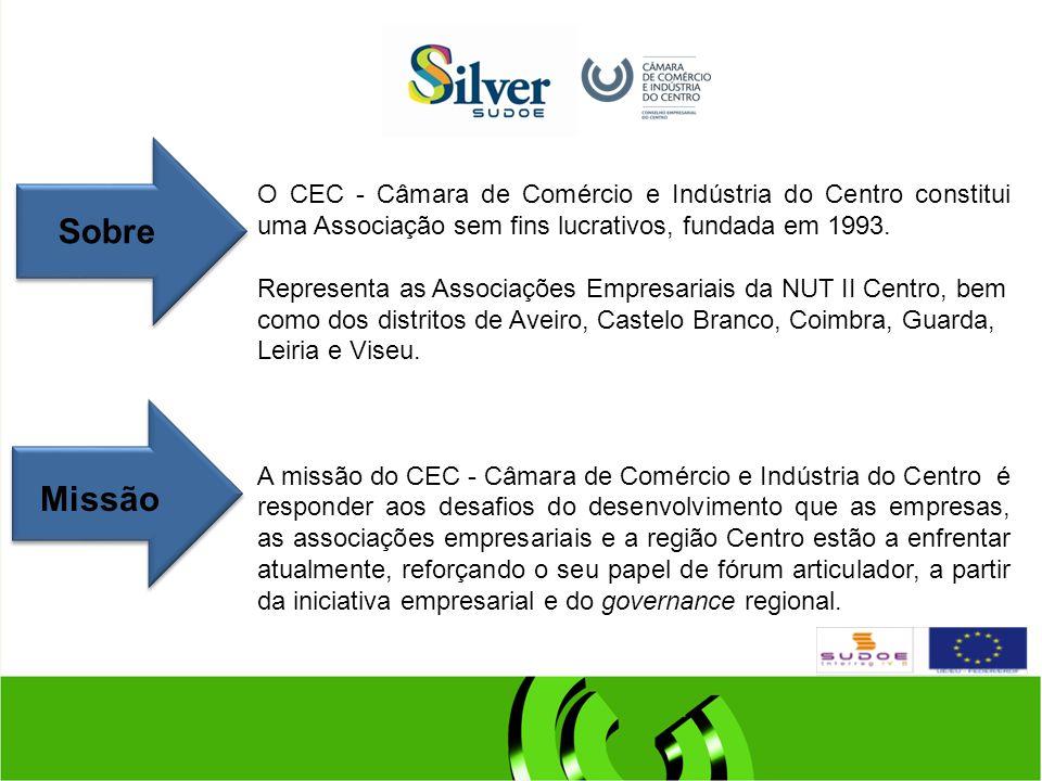 Missão O CEC - Câmara de Comércio e Indústria do Centro constitui uma Associação sem fins lucrativos, fundada em 1993.
