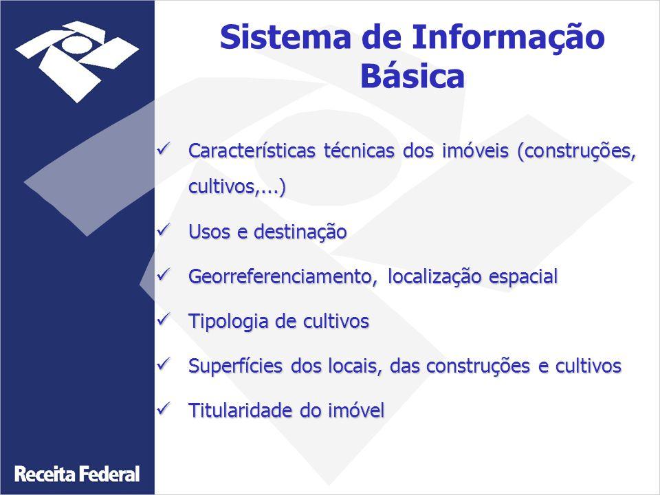 Características técnicas dos imóveis (construções, cultivos,...) Características técnicas dos imóveis (construções, cultivos,...) Usos e destinação Us