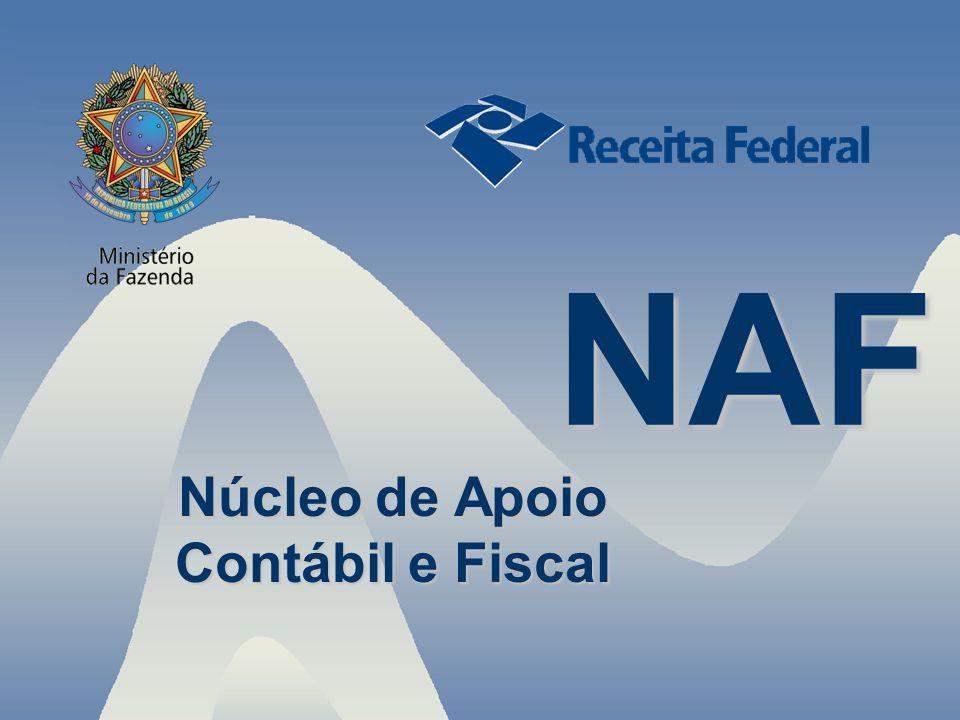 NAF Núcleo de Apoio Contábil e Fiscal
