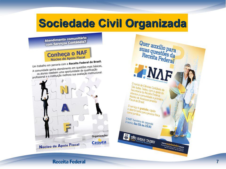 7 Sociedade Civil Organizada