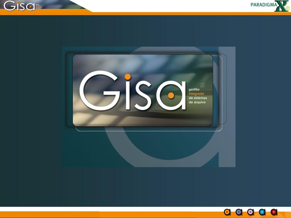 GISA: Requisitos mínimos Software: –Microsoft.NET Framework 1.1 ( gratuito ) –GISA Monoposto ou Cliente: Windows (2000, XP, 2003, etc.) com as últimas actualizações MSDE Microsoft Data Base Engine (gratuito) –GISA Servidor: Windows (98, 2000, XP, 2003, etc.) versão servidor com as últimas actualizações Microsoft SQL Server, Oracle, DB2 da IBM –GISA Web: Linux (gratuito) PostGre Sql (gratuito) Browser (gratuito)