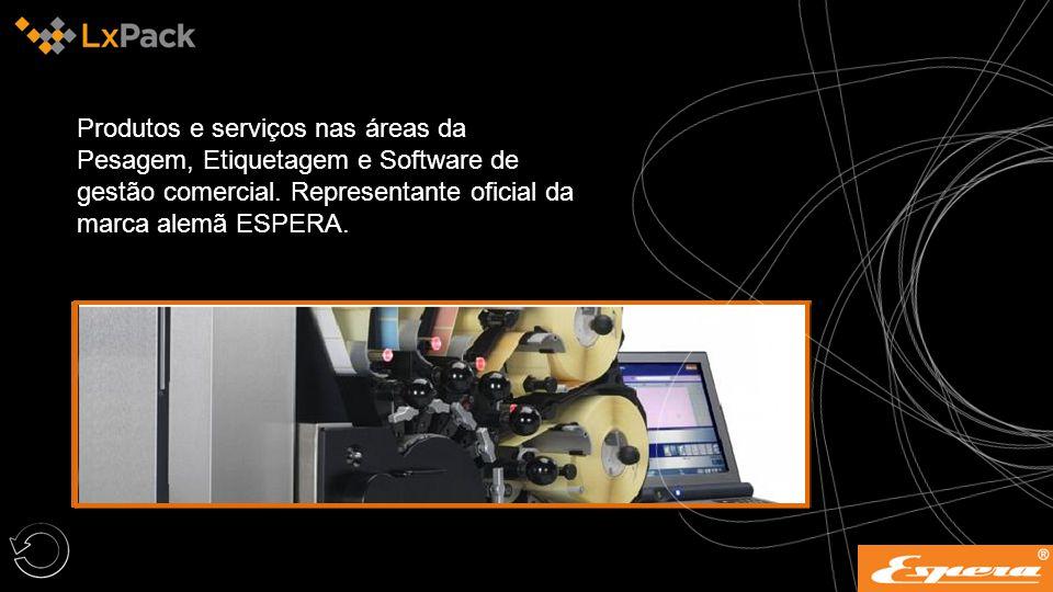 Produtos e serviços nas áreas da Pesagem, Etiquetagem e Software de gestão comercial.
