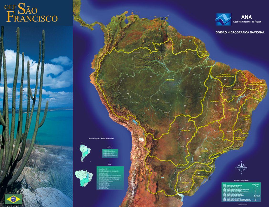 GEF S ÃO F RANCISCO Best Practices - B Partnership with communities to improve water resources quality Melhores Práticas - B Parceria com as comunidades para melhoria da qualidade da água