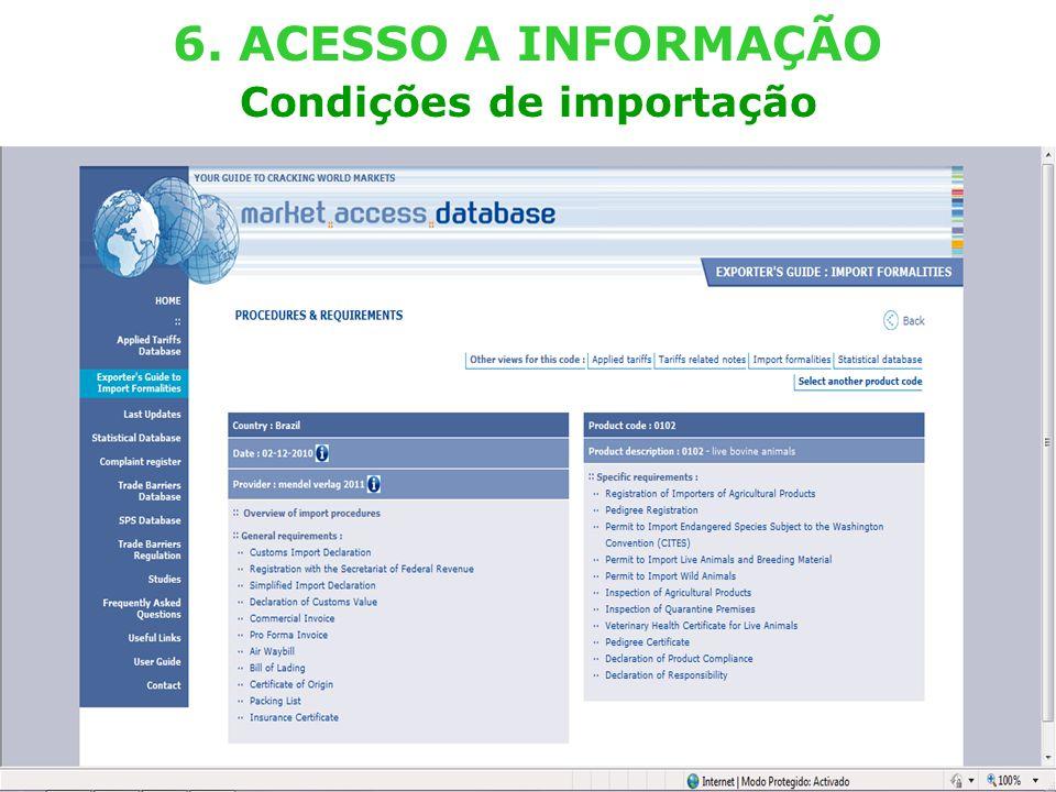 External TradeTrade EC - DG TRADE - SPS TEAM (Lisboa – 29.03.2011) 21 6.
