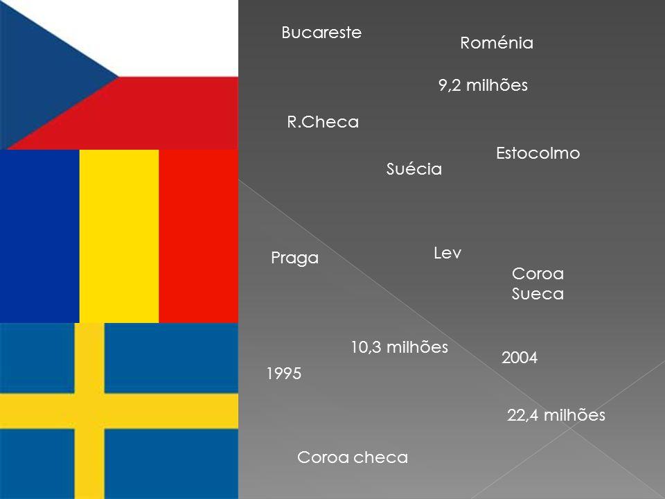  Portugal-Lisboa-10,8 milhões - 1986 - Euro  Espanha - Madrid - 45,8 milhões – 1986 - Euro  Alemanha – Berlim - 82 milhões – fundador - Euro  Áustria - Viena - 8,1 milhões – 1995 – Euro  Bélgica – Bruxelas - 10,2 mi9lhões – fundador – Euro  Bulgária – Sófia – 7,9 milhões – 2007 - Lev  Chipre – Nicósia – 800 000 – 2004 – Libra Ciprioca  Dinamarca – Copenhaga – 5,3 milhões – 1973 – coroa Dina marquesa  Eslováquia – Bratislava – 5,4 milhões – 2004 – Coroa eslovaca  Eslovénia – Liubliana – 2 milhões 2004 – Tolar  Estónia – Tallin – 1,4 milhões – 2004 – coroa estoniana  Finlândia – Helsinquia – 5,1 milhões – 1995 – Euro  França – Paris – 60,4 milhões – Fundador – Euro  Grécia – Atenas – 10,5 milhões – 1981 – Euro Soluções